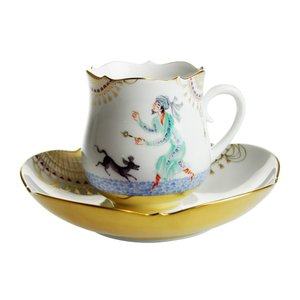 マイセン アラビアンナイト コーヒーカップ&ソーサー No.11 680710/23582-11|nihonnotsurugi