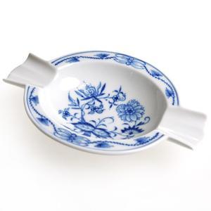 マイセン (Meissen) ブルーオニオン 灰皿14cm 53543|nihonnotsurugi