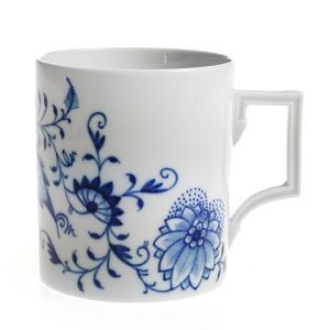 マイセン (Meissen) ブルーオニオンスタイル マグカップ   801001/55810|nihonnotsurugi