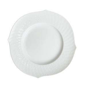 マイセン 波の戯れ ホワイト プレート 19cm 29470|nihonnotsurugi