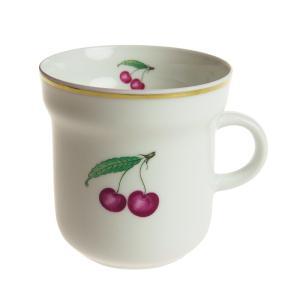 リチャード・ジノリ ボンジョルノチェリー マグカップ|nihonnotsurugi