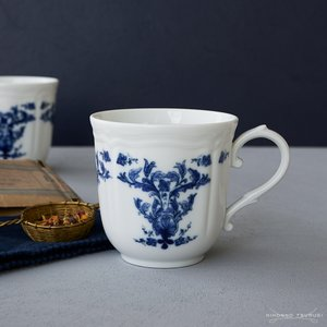 リチャード・ジノリ バベル ブルー マグカップ|nihonnotsurugi