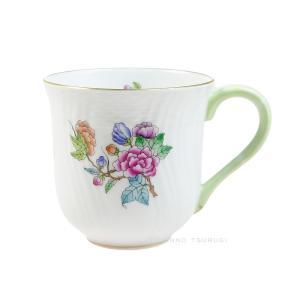 ヘレンド  VA ヴィクトリア プレーン マグカップ 1729 / 送料無料祭 nihonnotsurugi