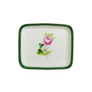 ヘレンド (HEREND) ウィーンのバラ ミニ 灰皿 7733-00|nihonnotsurugi