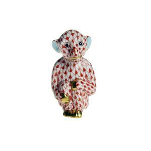 ヘレンド 人形  VH サル 5637|nihonnotsurugi