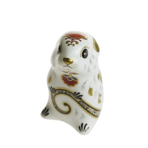 ロイヤルクラウンダービー (Royal Crown Derby) ペーパーウェイト コレクション マウス|nihonnotsurugi