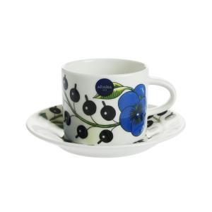 アラビア パラティッシ イエロー コーヒーカップ&ソーサー|nihonnotsurugi