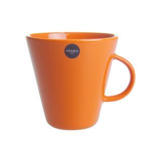 アラビア KOKO ココ マグカップ オレンジ 350ml|nihonnotsurugi