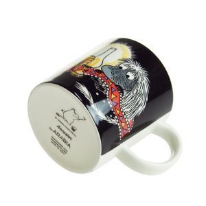 アラビア ムーミン マグカップ ご先祖さま|nihonnotsurugi|02