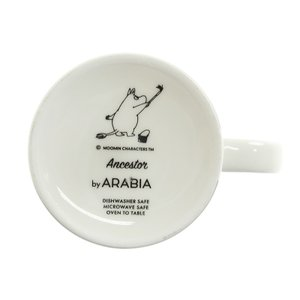 アラビア ムーミン マグカップ ご先祖さま|nihonnotsurugi|05