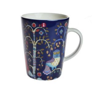 イッタラ タイカ マグカップ 400ml ブルー|nihonnotsurugi