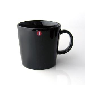イッタラ ティーマ ブラック マグカップ 300ml|nihonnotsurugi