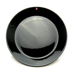イッタラ ティーマ ブラック プレート 21cm|nihonnotsurugi