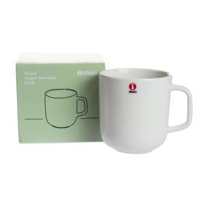 イッタラ ラーミ マグカップ ホワイト 330ml|nihonnotsurugi