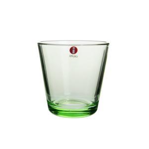 イッタラ カルティオ タンブラー 210ml アップルグリーン|nihonnotsurugi