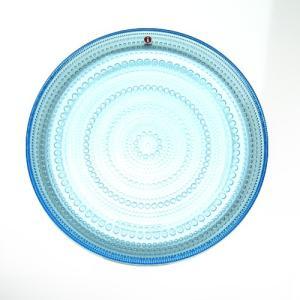 イッタラ カステヘルミ プレート 24.8cm ライトブルー|nihonnotsurugi
