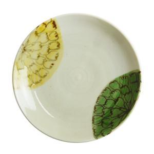 陶房ななかまど 花紋小皿|nihonnotsurugi