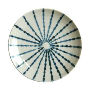 陶房ななかまど とくさ紋小皿|nihonnotsurugi