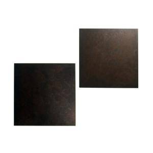 モメンタムファクトリー copper coaster 2枚セット 黒染色 nihonnotsurugi