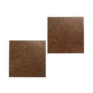 モメンタムファクトリー copper coaster 2枚セット 茶褐色 nihonnotsurugi