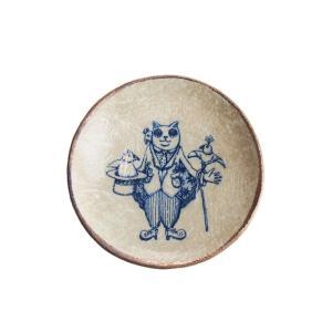 """近代文学作品のような世界観  茨城県笠間市の窯元の須藤忠隆さんの作品 """"いっちん""""という表面に溶かし..."""
