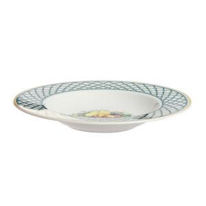 ビレロイ&ボッホ バスケットガーデン スープ プレート 24cm|nihonnotsurugi