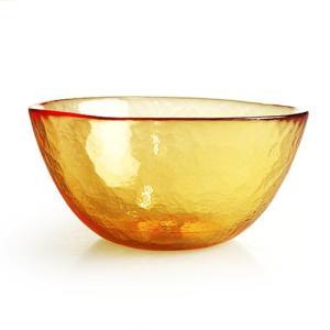 ワルターグラス ( WALTHER GLAS ) ギャラクシー GALAXIE  ボウル 21cm オレンジ|nihonnotsurugi