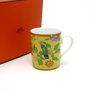 エルメス (HERMES) シエスタ マグカップ 30CL 3134P1 [エルメス 食器]|nihonnotsurugi