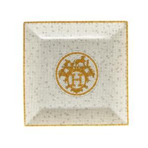 エルメス モザイク 24 スクエアプレート 15×15cm #3 26043P|nihonnotsurugi