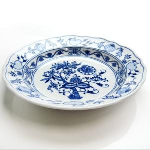 カールスバード ブルーオニオン (Carlsbad Blue Onion) スープ 24cm|nihonnotsurugi