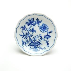 カールスバード ブルーオニオン 小皿 11cm / 包装不可|nihonnotsurugi