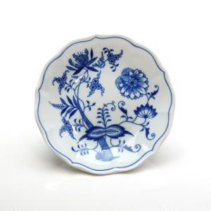 カールスバード ブルーオニオン 小皿 14cm|nihonnotsurugi
