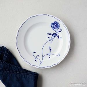 カールスバード ブルーオニオン ECO プレート 19cm|nihonnotsurugi