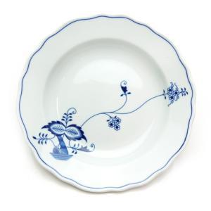 カールスバード ブルーオニオン (Carlsbad Blue Onion) ECO スープ 24cm|nihonnotsurugi