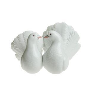 リヤドロ 人形 つがいの鳩 1169|nihonnotsurugi