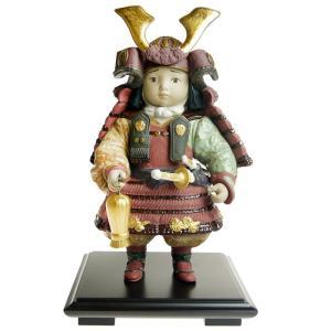 リヤドロ 人形 若武者 60周年記念モデル 13045 / 購入時確認必要|nihonnotsurugi