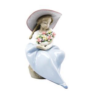 リヤドロ 花の香りにつつまれて 5862 nihonnotsurugi