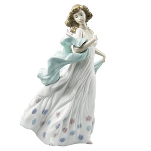 リヤドロ (LLADRO) 人形 夏のセレナーデ 6193|nihonnotsurugi