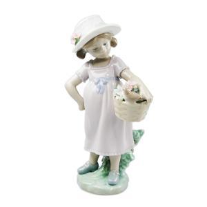 リヤドロ 人形 可愛いお友達 6826|nihonnotsurugi
