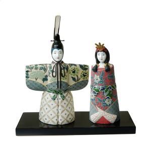 リヤドロ 人形 立ち雛 8437 雛人形 / 購入時確認必要|nihonnotsurugi