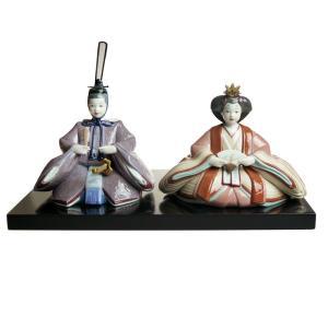 リヤドロ 雛人形 親王飾り 特別限定版|nihonnotsurugi
