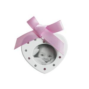 スワロフスキー (SWAROVSKI) Baby フォトフレーム Pink ピンク 5004626|nihonnotsurugi