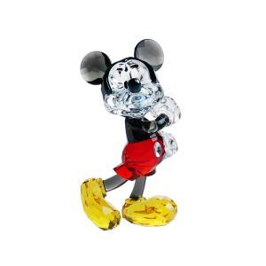 スワロフスキー 置物 ディズニー ミッキーマウス 5135887|nihonnotsurugi