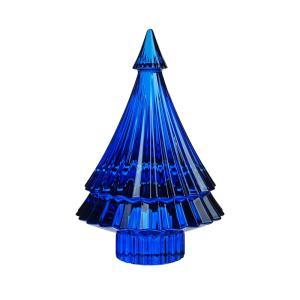バカラ ノエル ミルニュイ クリスマスツリー 2016年 ブルー 2-810-918|nihonnotsurugi