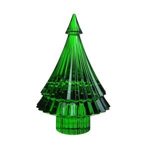 バカラ ノエル ミルニュイ クリスマスツリー 2016年 グリーン 2-810-271|nihonnotsurugi