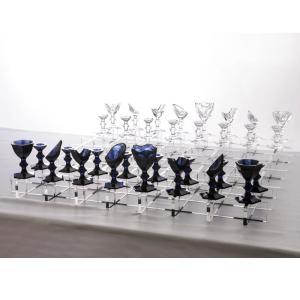 バカラ   アルクール チェスゲーム セット /  取寄せ可 購入時確認必要|nihonnotsurugi
