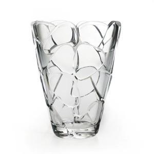 ナハトマン (Nachtmann) ペタル PETAL オーバルベース 22cm 88335 花瓶 クリスタル製|nihonnotsurugi