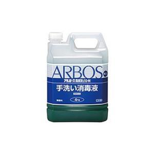 アルボース 石鹸液G-N 4kg 1本