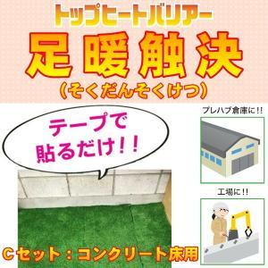 足暖触決 Cセット(10平方メートル)|nihonshanetu