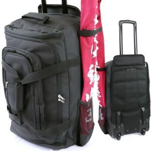 幅32cm×奥行30cm×高さ55cm   リュックとキャリーバッグが一緒になった、夢のバッグが遂に...